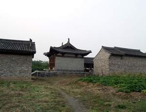 韩城紫云观三清殿