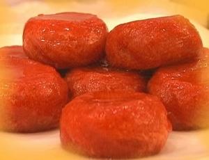 临潼黄桂柿子饼