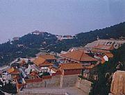临潼区旅游景点:明圣宫