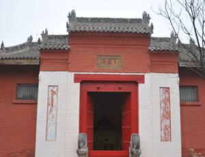 礼泉县自然风光:礼泉宝宁寺