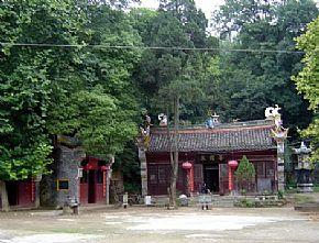 汉阴县旅游景点:汉阴菩萨泉