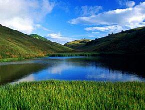 陕西安康旅游景点:神河源风景区