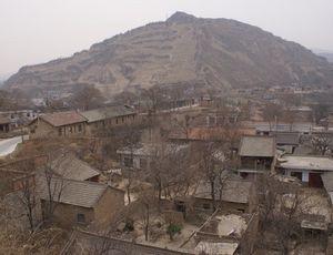 潼关城遗址