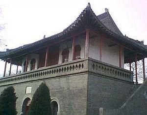 临渭区渭阳楼
