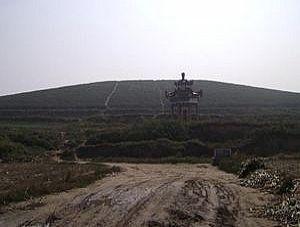 泾阳县旅游景点:汉惠帝安陵