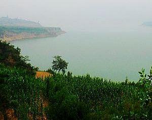 凤翔县旅游景点:千湖风景区