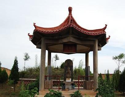 白水雷公庙(墓)