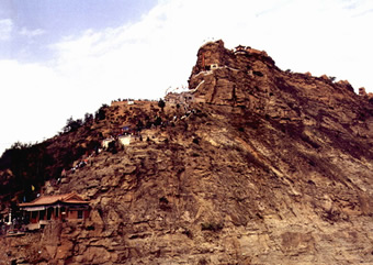 神木二郎山(西山、驼峰山)