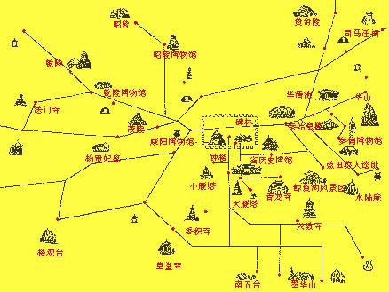 西安市旅游景点资源简介_陕西西安市概况介绍