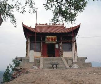 商南县闯王寨旅游风景区(生龙寨)