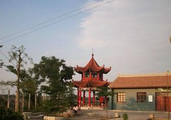 长武县城北公园