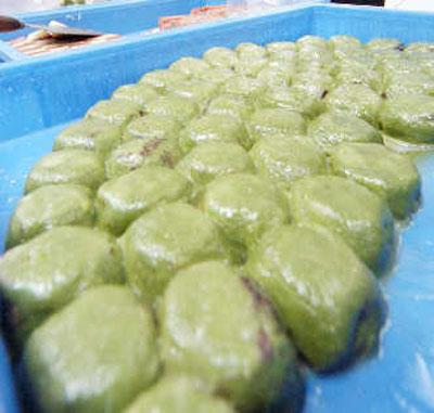 商州洋芋糍杷