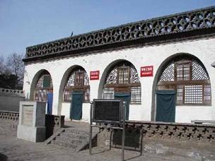 子长瓦窑堡革命旧址