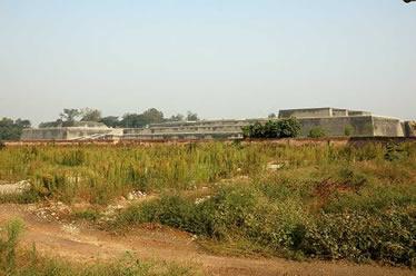 新城区含元殿遗址