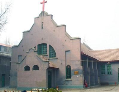 碑林区东新巷基督教堂