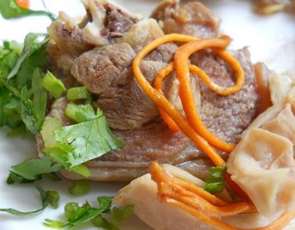 美食-玉顺楼、涮锅楼、猪肚鸡