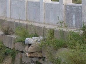 阎良古栎阳桥