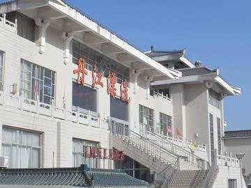 中国西北第一漂――丹江漂流