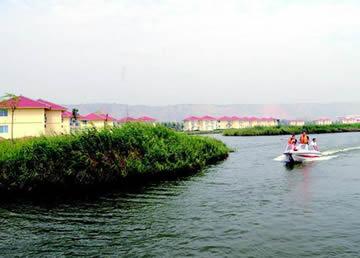 合阳黄河湾旅游主题公园