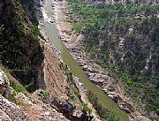 陕西关中第一大峡谷(泾河大峡谷)