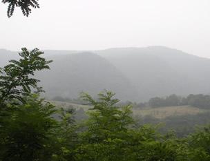 白水县云台山风景区