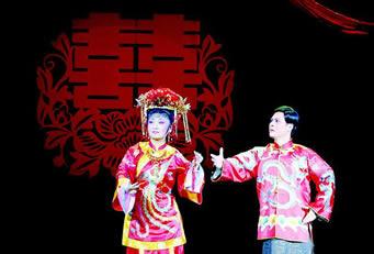 《柳河湾的新娘》首次赴上海参演获好评[图]