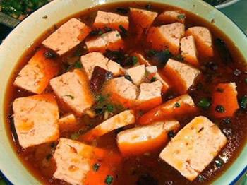 合阳路井辣子豆腐