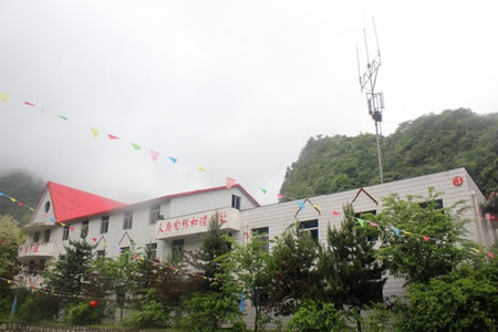 大坝沟沣峪庄园