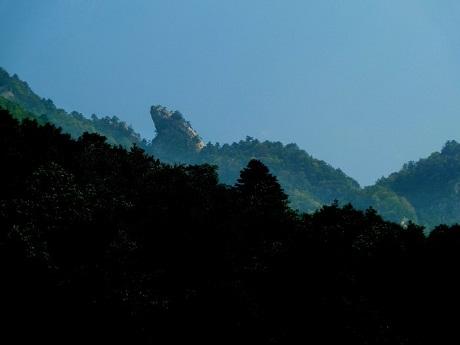 西安大坝沟沣峪庄园首届登山节4月28日开幕[图]