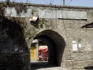 汉阴古城墙[图]