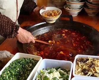 户县泡馍小吃:辣子疙瘩[图]