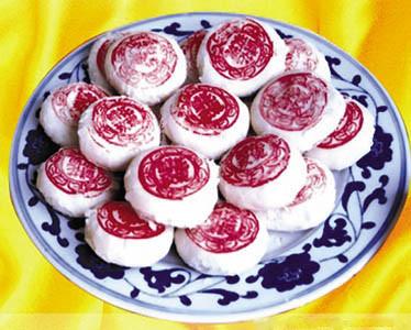 三原玫瑰饼[图]