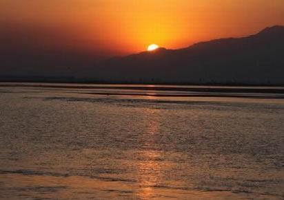 大荔黄河滩黄河湿地自然保护区