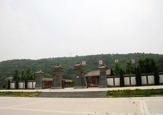 武功 苏武纪念馆