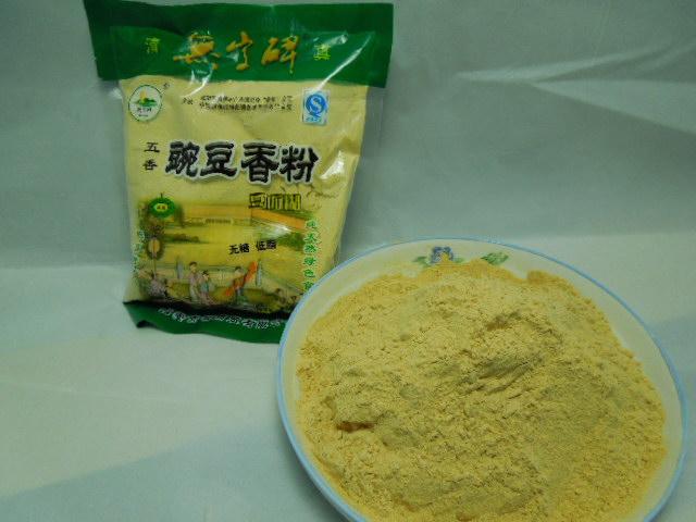 豌豆香粉 五香豌豆糊 豆面糊[图]