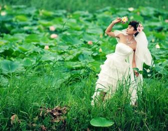 情迷洽川之婚纱[图]