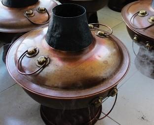 油泼辣子铜火锅