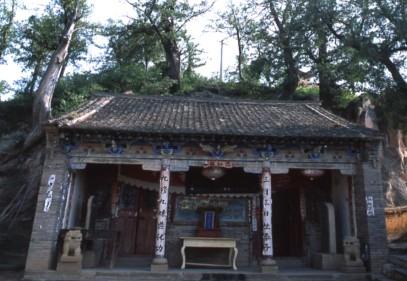 甘泉香林寺[图]