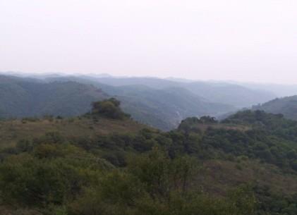 甘泉湫沿山(亚支山)[图]