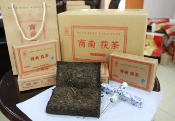 商南商南茯砖茶[图]