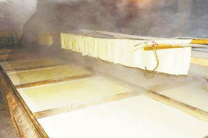 山阳豆油皮[图]