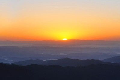 天竺山国家森林公园[图]