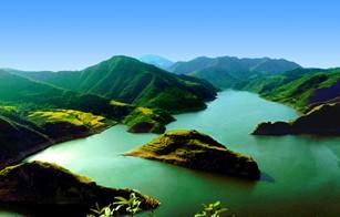 商州仙娥湖[图]