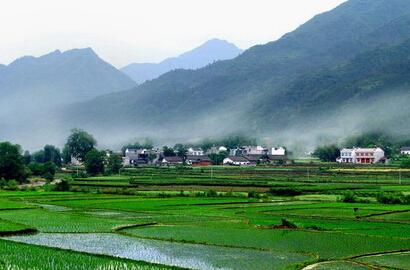 中国最美乡村―平利[图]