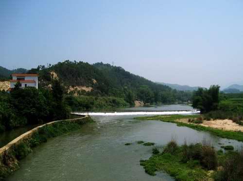 平利西河[图]