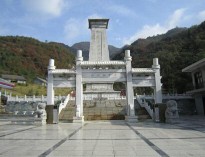 旬阳红军纪念馆风景区[图]
