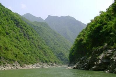 紫阳木兰峡景区(三十里峡)[图]