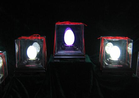 蛋雕美丽中国�C�C魅力陕西[图]