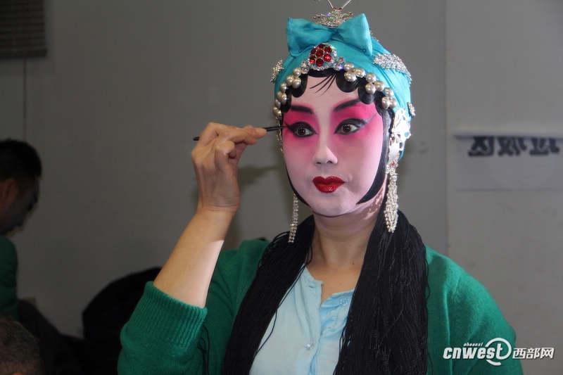 有关陕西京剧艺术家和京剧的那些事儿(高清组图)