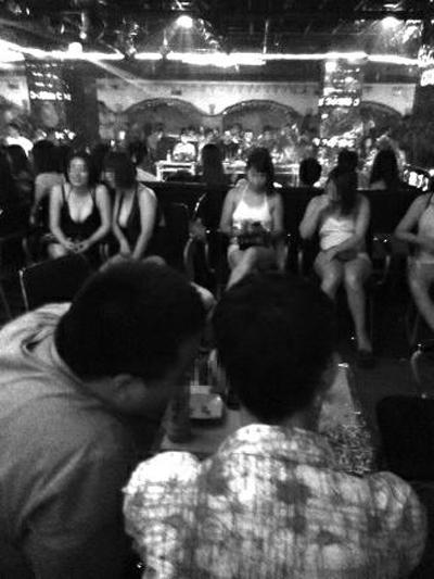 西安大众舞厅调查 设黑灯舞曲供客人交易 图